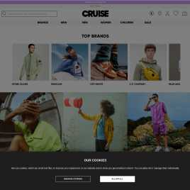 cruisefashion.co.uk preview