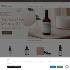 evolvebeauty.co.uk preview