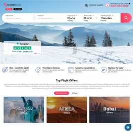 crystaltravel.co.uk preview