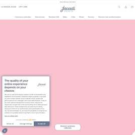 jacadi.co.uk preview