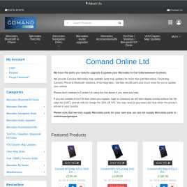 comandonline.co.uk preview