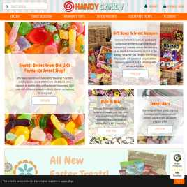 handycandy.co.uk preview