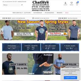 chatleys.co.uk preview