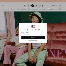 daisystreet.co.uk preview