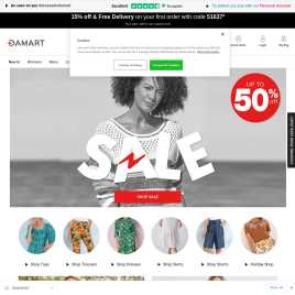 damart.co.uk preview