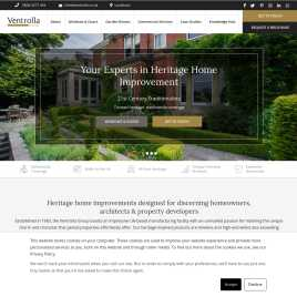 ventrolla.co.uk preview