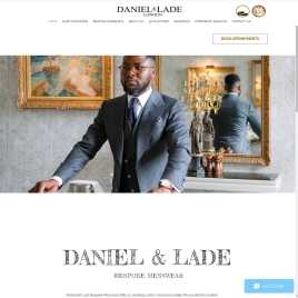 danielandlade.co.uk preview