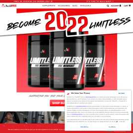 musclerage.co.uk preview