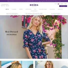 brora.co.uk preview