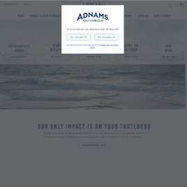 adnams.co.uk preview