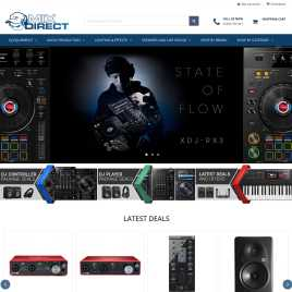 mixdirect.co.uk preview