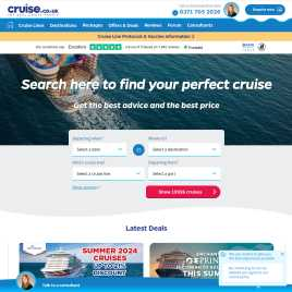 cruise.co.uk preview