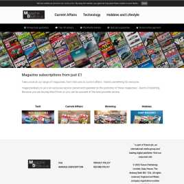 magazinedeals.co.uk preview