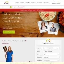 dietchef.co.uk preview