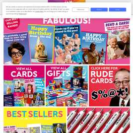 deanmorriscards.co.uk preview