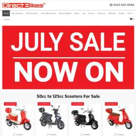 scooter.co.uk preview