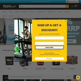 discount-supplements.co.uk preview