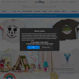 shopdisney.co.uk preview