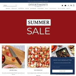 divertimenti.co.uk preview