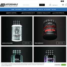 affordablesupplements.co.uk preview