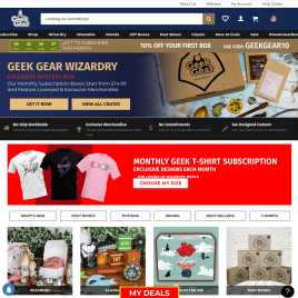 geekgearbox.co.uk preview