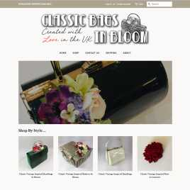 classicbagsinbloom.co.uk preview
