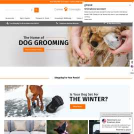 canineconcepts.co.uk preview