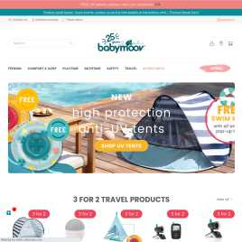 babymoov.co.uk preview