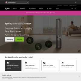 dyson.co.uk preview