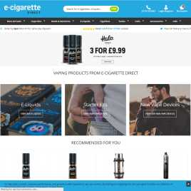 ecigarettedirect.co.uk preview