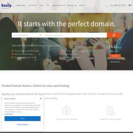 easily.co.uk preview