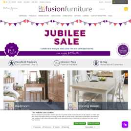 fusionfurniturestore.co.uk preview