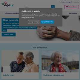 ageuk.org.uk preview