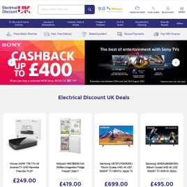 electricaldiscountuk.co.uk preview
