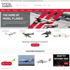 aircraftmodelstore.co.uk preview
