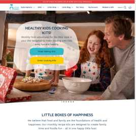 littlecooksco.co.uk preview