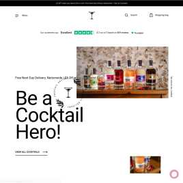 cocktaildelivery.co.uk preview